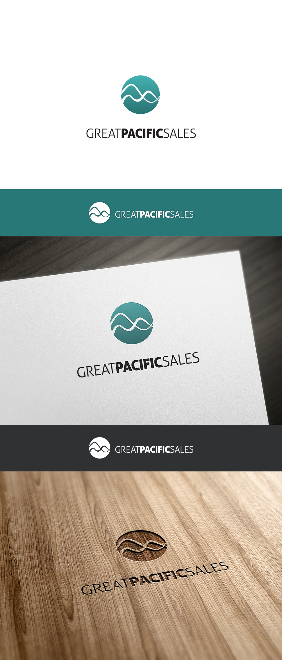 Great Pacific Sales needs a new logo