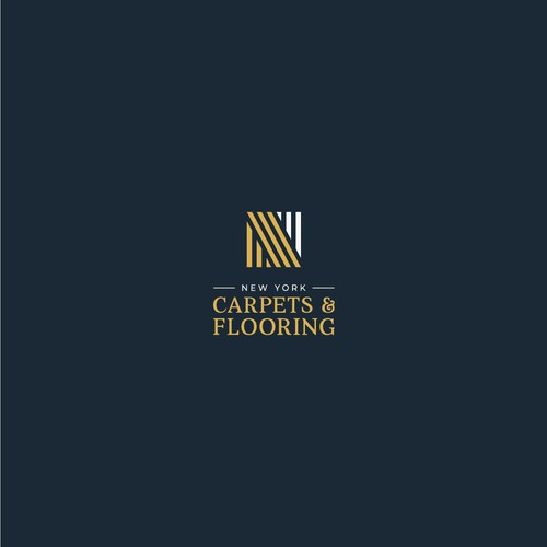 New York Carpets & Flooring Logo