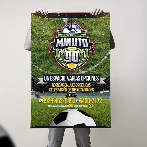 Poster - 90Minutos
