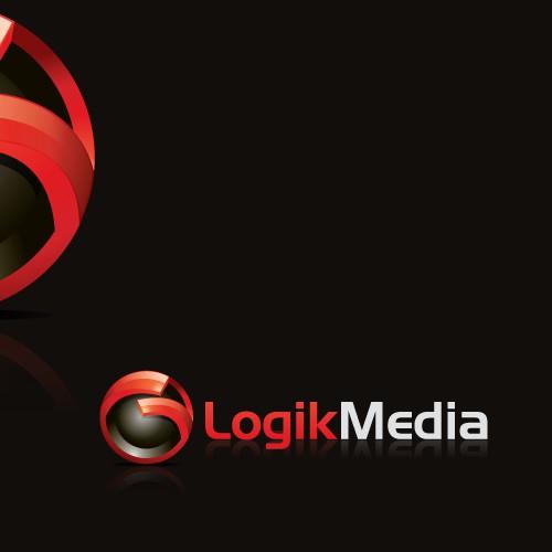 Logik Media Logo