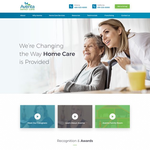 Aventa Home care - Healthcare - Senior care