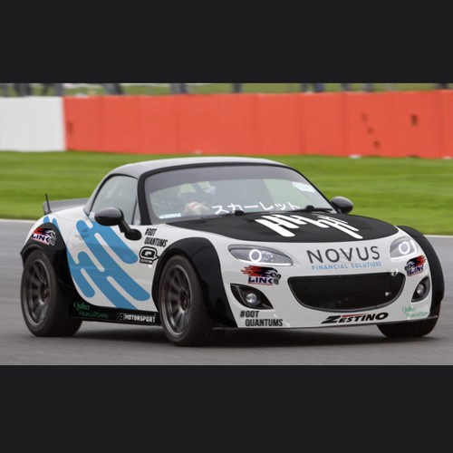 Concept for novus's  racing car