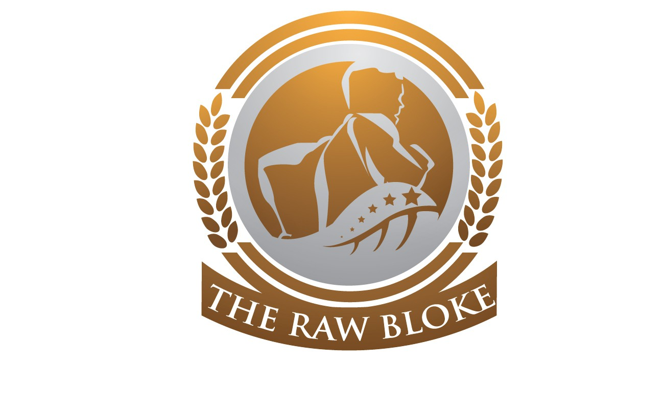 The Raw Bloke: Logo Competition