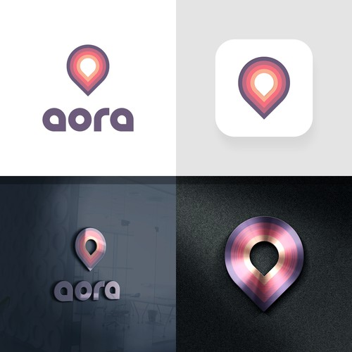 Logo Design for aora