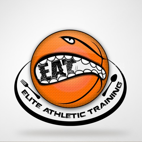 logo for E.A.T (Elite Athletic Training)