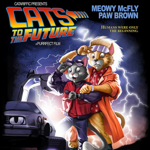 Cats to the future