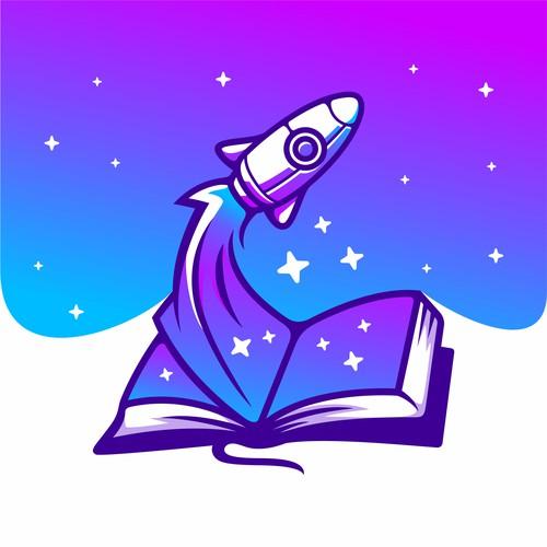 Read & Rocket logo