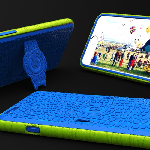 Phone Case With Kickstand