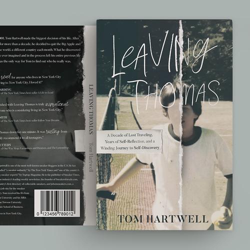 Leaving Thomas Book Cover