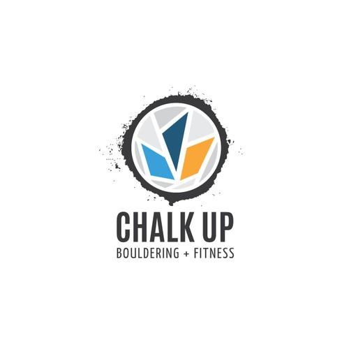 Create a fresh logo for a new bouldering gym!