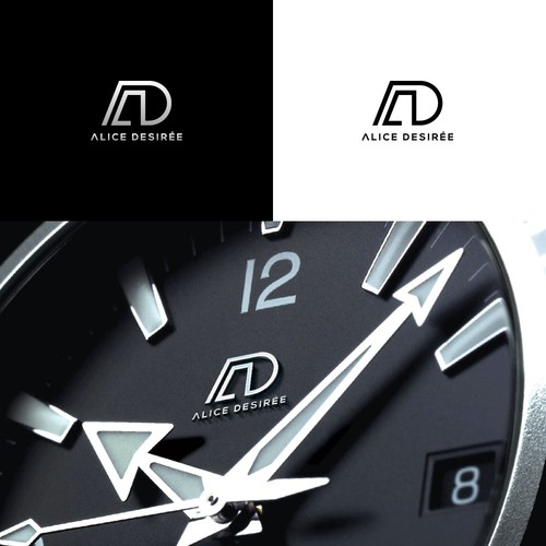 Alice Desiree - Logo design