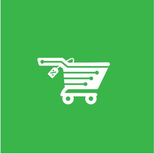 Tech shop logo