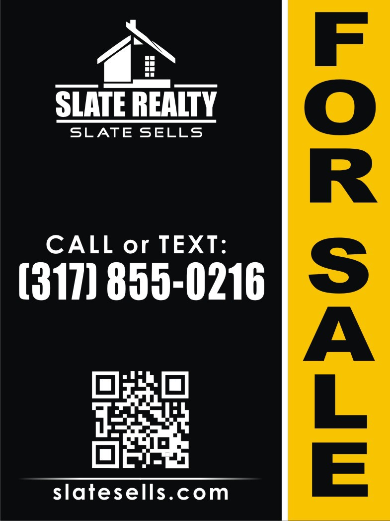 Help Slate Realty with a new signage