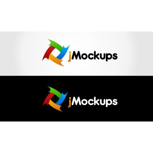 Logo Design for new Website Mockup Tool