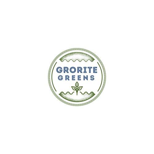 GroRite Greens logo