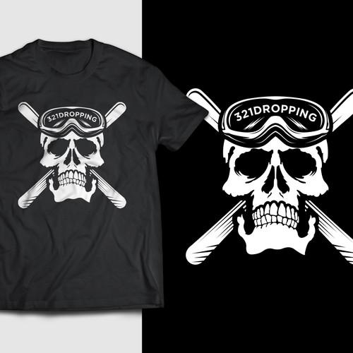 SKI CLUB T-Shirt