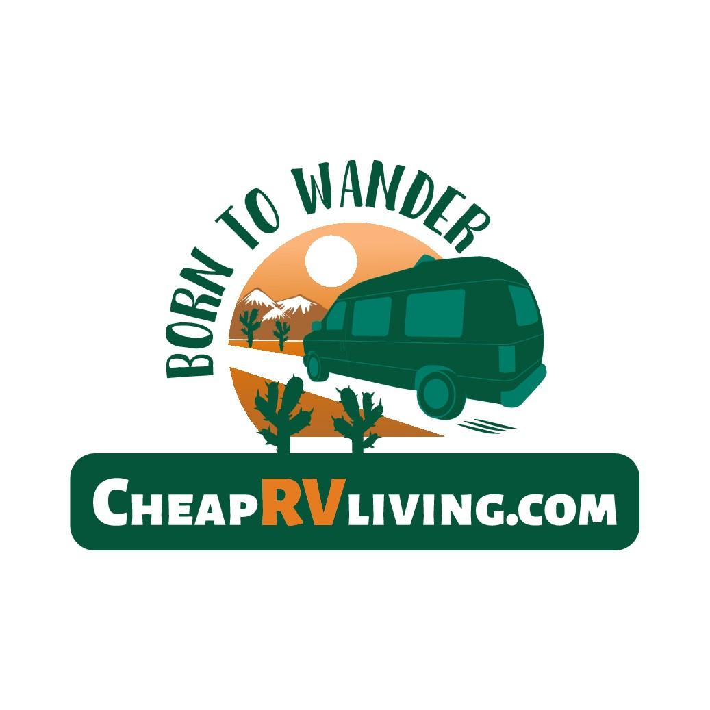 Vandwellers Logo for Nomads
