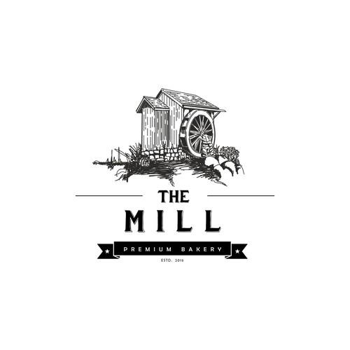 Mill company logo