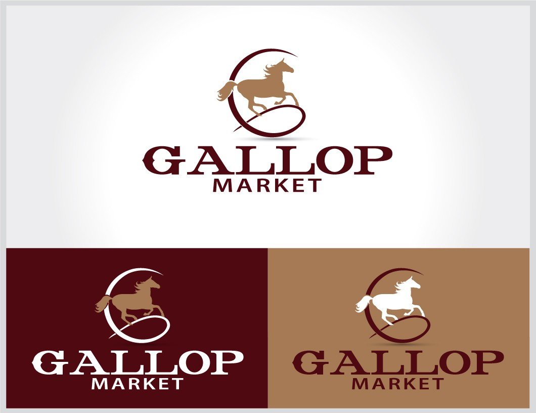 Help Gallop Market with a new logo