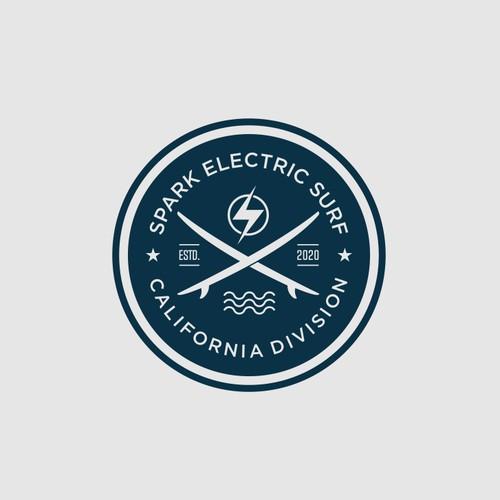 Spark Electric Surf - CALIFORNIA DEVISION