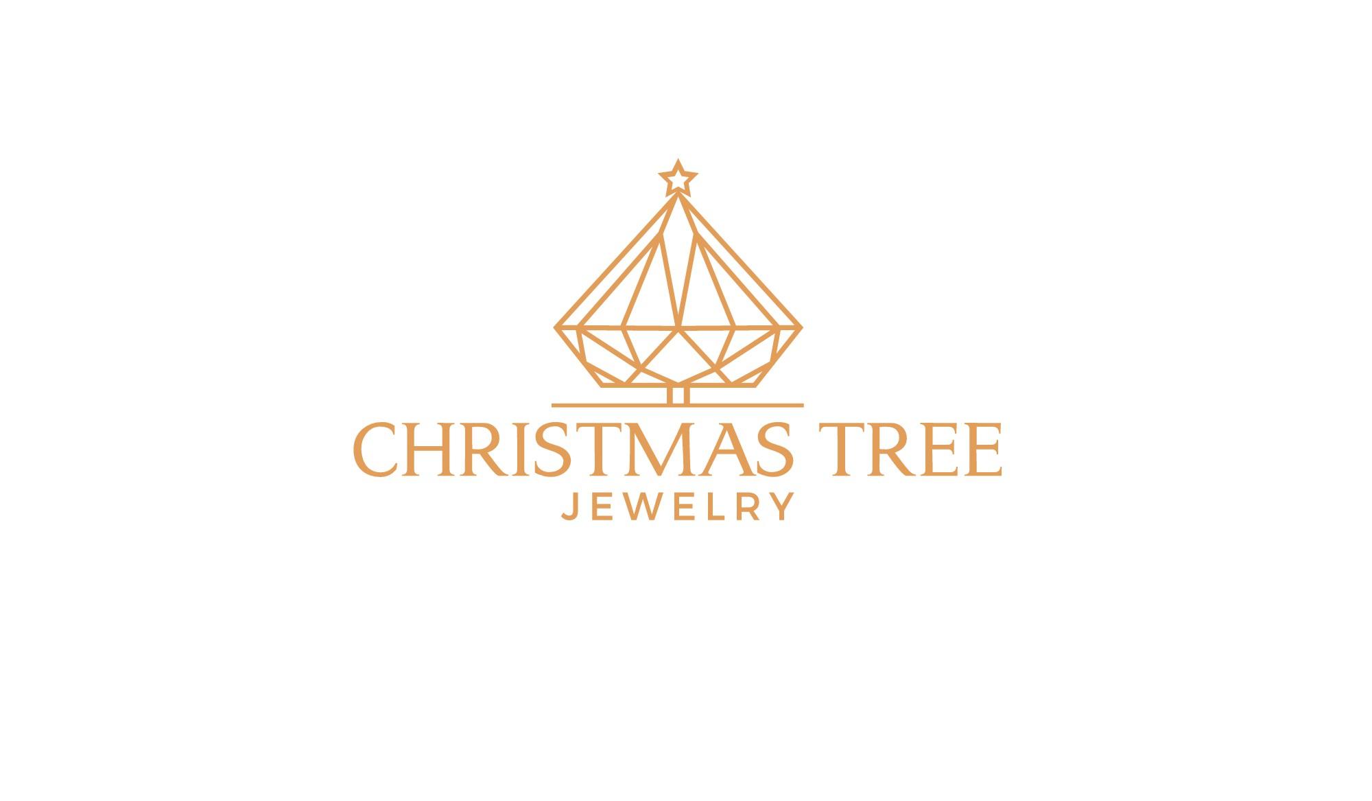 Design exclusive luxurious logo for Christmas Tree Jewelry designer