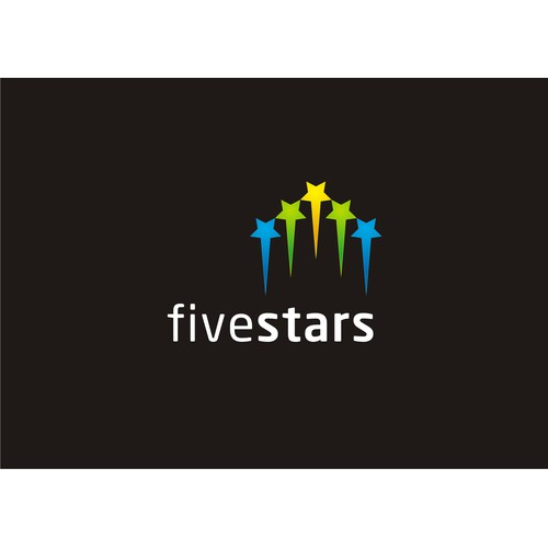 FIVE STARS (www.fivestarscard.com) NEEDS A NEW LOGO! **awesome designers wanted**