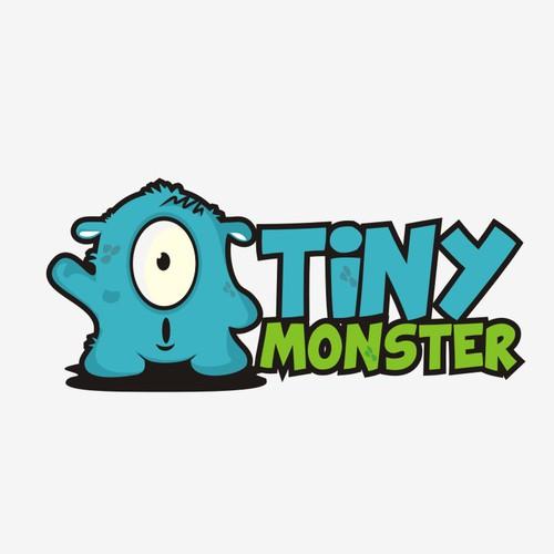 Sleek Character Logo for a Web Design Company