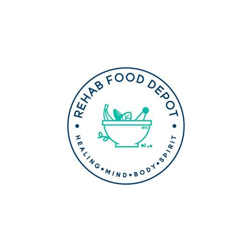 logo design for food depot