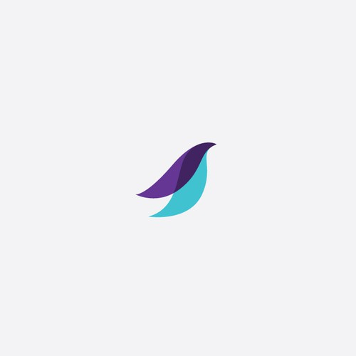 technology growth hacking company Logo Design