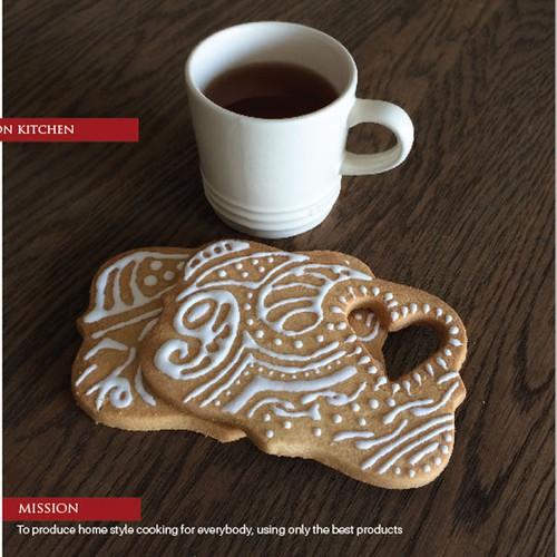 Clean concept for cookie manufaturer
