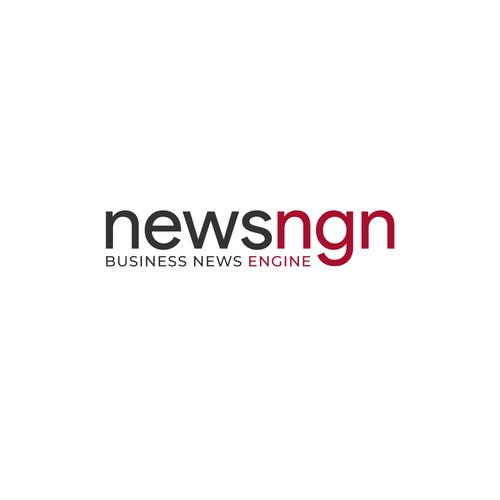 Logo for business news engine website.