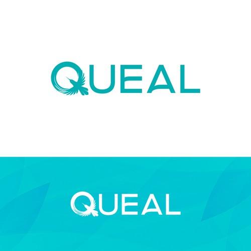Queal logo design entry