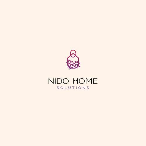Logo concept for residential rehabbers