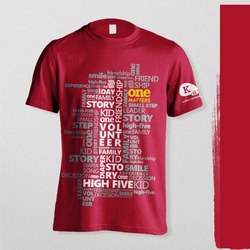 Social Themed T-shirt Design