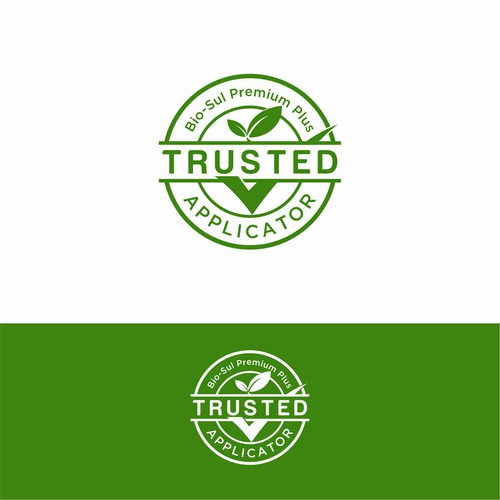 Create a Trusted Applicator Logo!