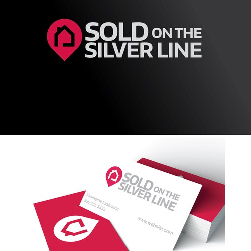 Create modern logo for Sold on the Silver Line