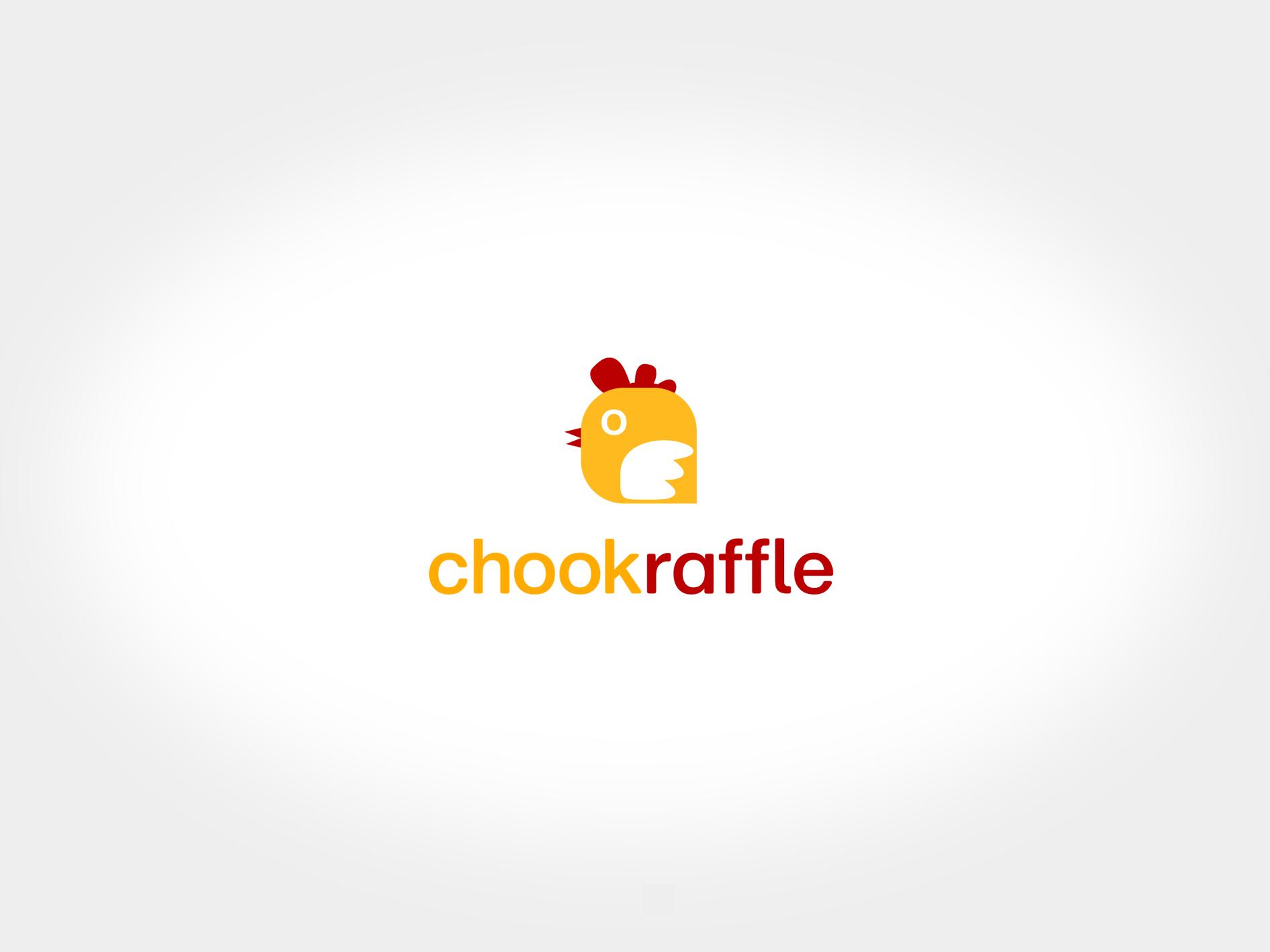 Create the next logo for chook raffle