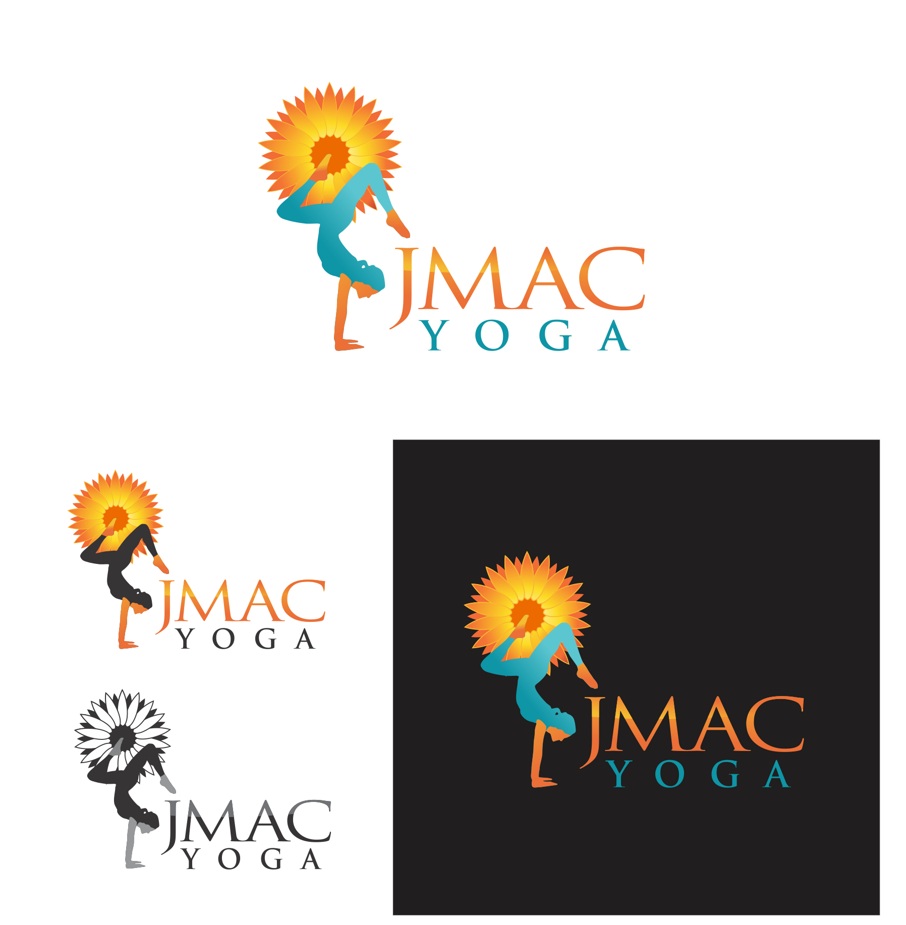 Inspire Wellness and self improvement for JMAC Yoga !