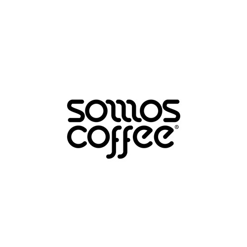 Dynamic Logo for a coffee startup.