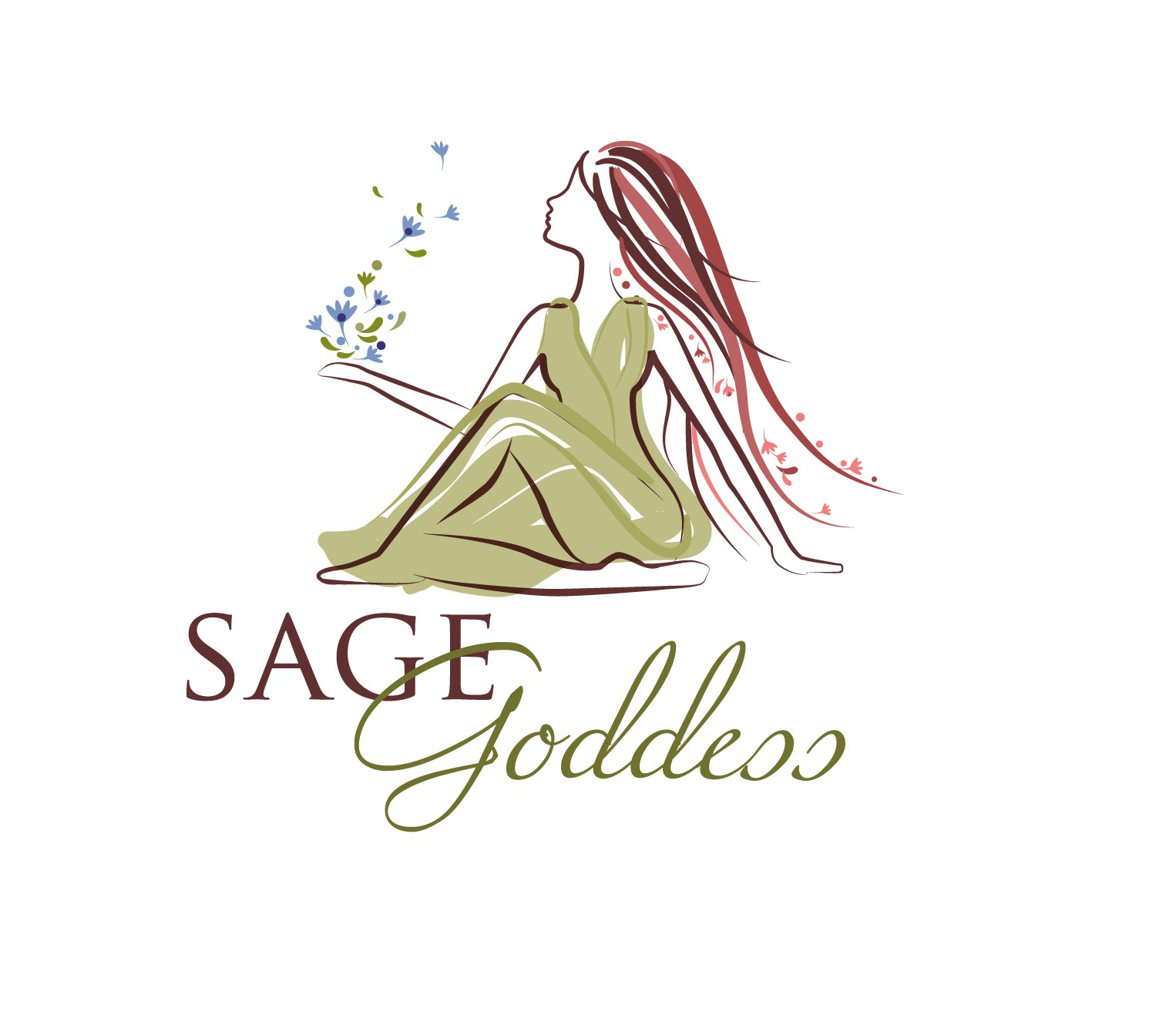 logo for Sage Goddess