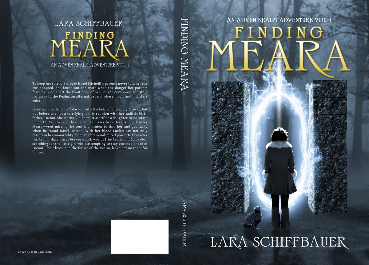 Help Lara Schiffbauer with a new book or magazine cover