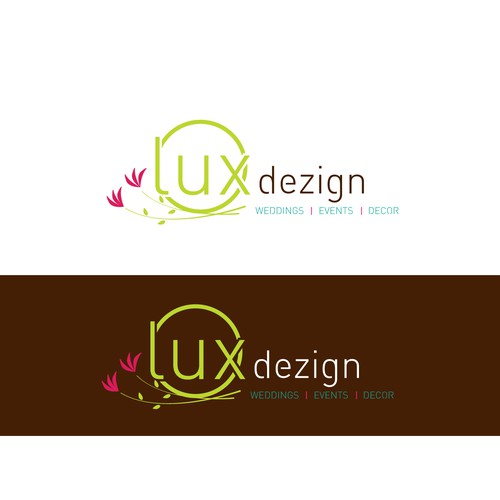 Help lux dezign with a new Logo Design