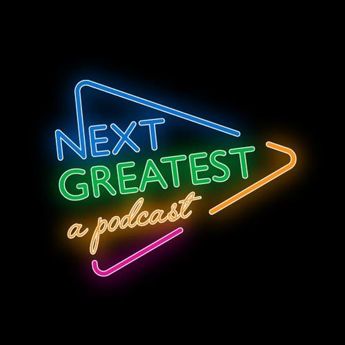 Next Greatest: A Podcast Logo
