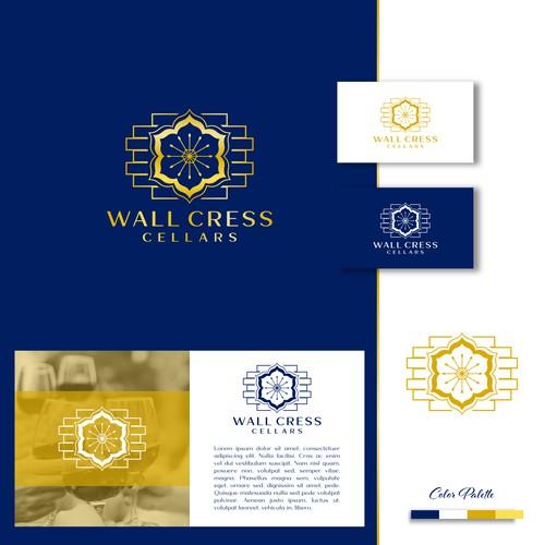 Logo for Wall Cress Cellars