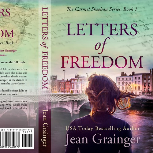 Letters of Freedom - The Carmel Sheehan Series, Book 1