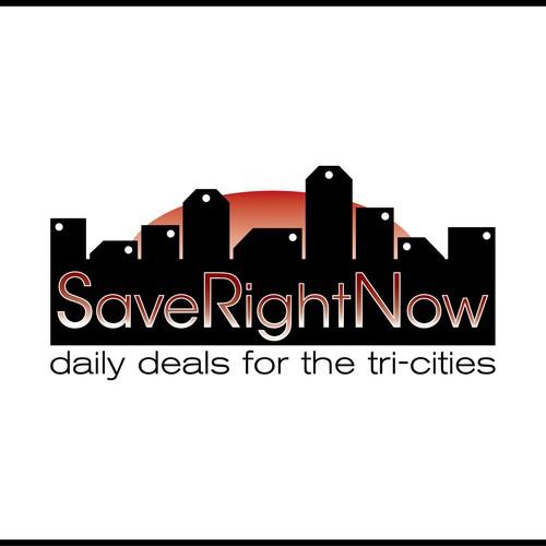 logo for SaveRightNow (SaveRightNow.com)