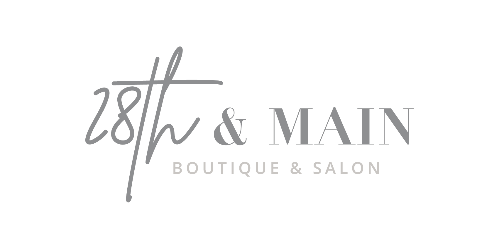 Small town boutique & salon needing its identity