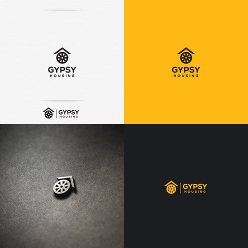 Logo Design for Gypsy Housing