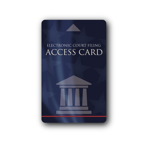 Access card contest