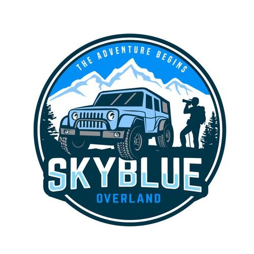 SkyBlue Overland